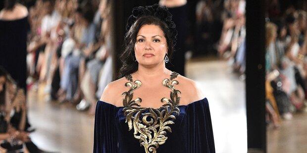 Anna Netrebko: So schön war Model-Debüt