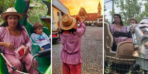 Netrebko: Familienspaß im Burgenland