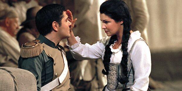 Carmen mit Netrebko begeistert im TV