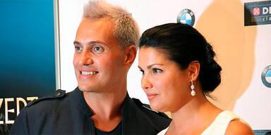 Erwin Schrott und Anna Netrebko