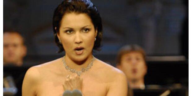 Netrebko: Ihre letzte Gala vor der Babypause