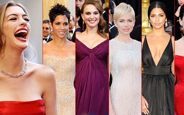 Die schönsten Oscar-Roben 2011