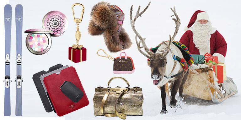 Luxus-Geschenke für Verwöhnte
