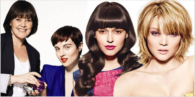Neueste Trends für jede Haarlänge