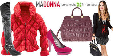 1 MADONNA & brands4friends