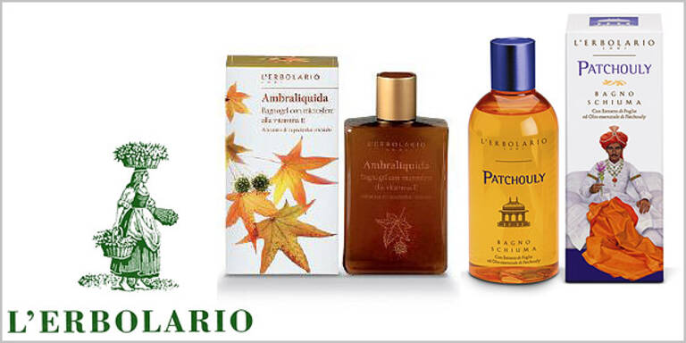 L'Erbolario Beauty-Packages gewinnen!