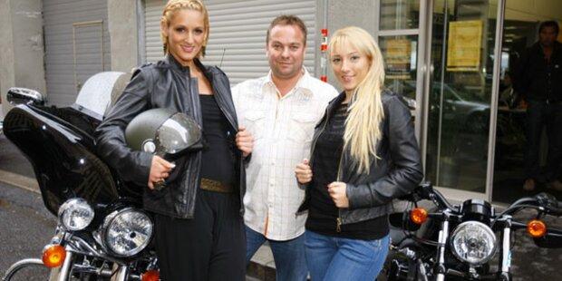 Harley-Fahrschule: Missen am Bike