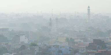 In Neu-Delhi werden jetzt alle Schulen geschlossen