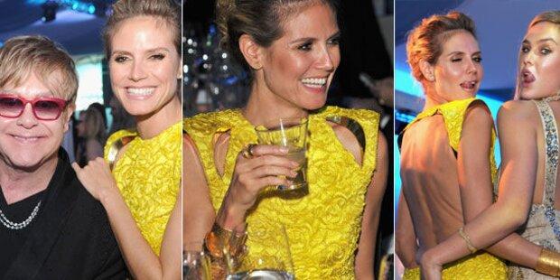 Heidi Klum: Rundum glücklich ohne Seal