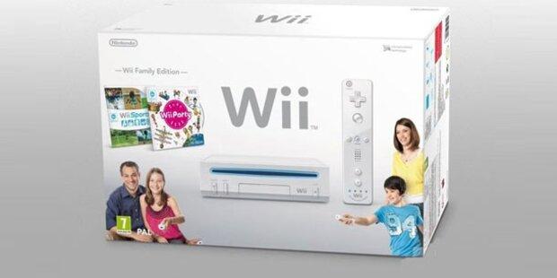 Nintendo: Neue Wii kommt vor Weihnachten