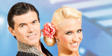 Dancing Stars 2014: Hubert Neuper und Kathrin Menzinger