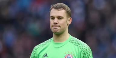 Bayern-Schock: Neuer verletzt