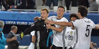 Neuer äußert sich erstmals zu Causa Özil