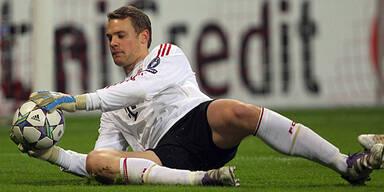 Bayern-Goali Neuer Opfer von Einbrechern