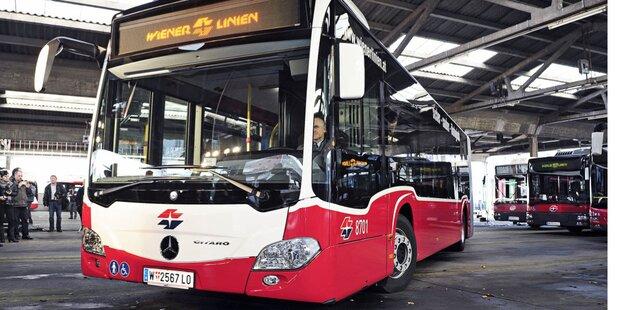 Bahn frei für neuen Mercedes-Bus