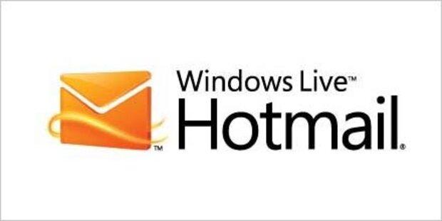 Verschwundene E-Mails bei Hotmail-Konten
