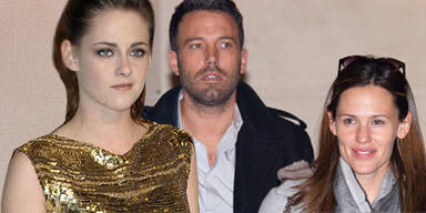Kristen Stewart, Ben Affleck, Jennifer Garner