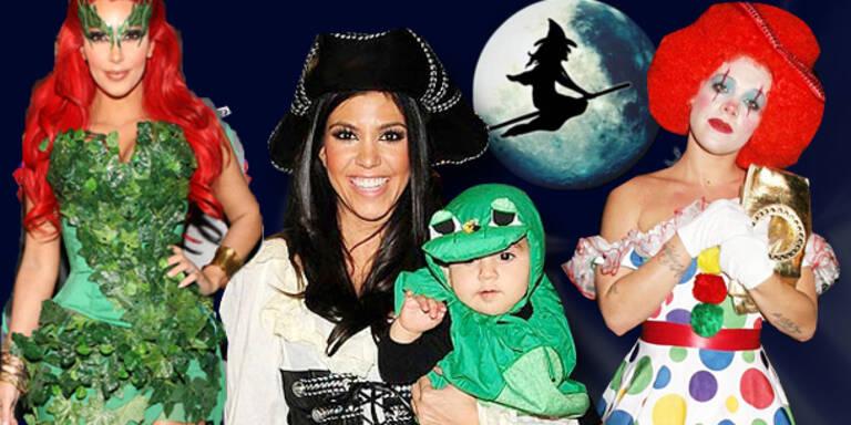 Wählen Sie das beste Halloween-Kostüm