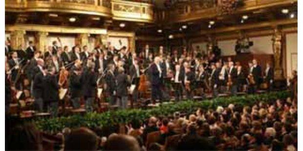 Daniel Barenboim dirigiert Neujahrskonzert 2009