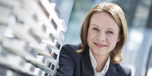 Neue Chefin für IBM Österreich