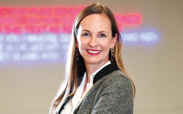 Maria Großbauer im MADONNA-Talk