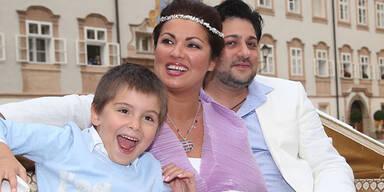 Anna Netrebko & Yusif Eyvazov feiern ihre Verlobung