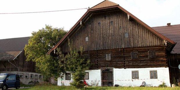 Einbrecher stechen Bauer im Haus nieder