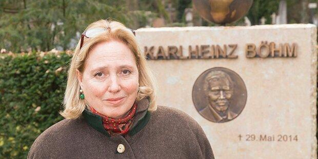 Sissy Böhm am Weg der Besserung