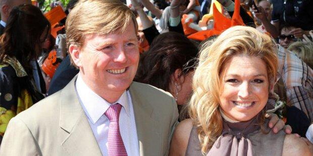 Zehn Jahre Willem-Alexander und Máxima