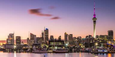 Neuseeland verlangt Eintrittsgebühr von Touristen