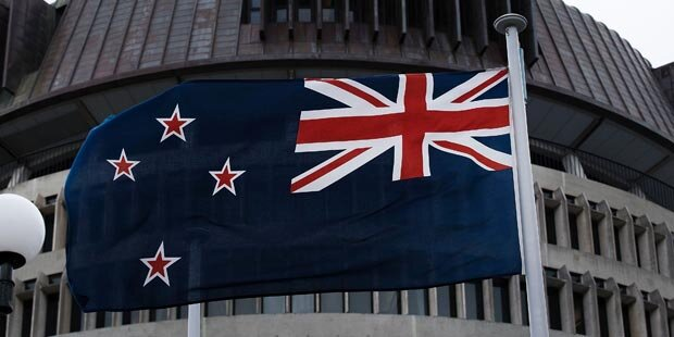 Neuseeländer lehnten neue Flagge ab