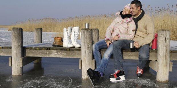 Natureislaufplatz Neusiedler See geöffnet