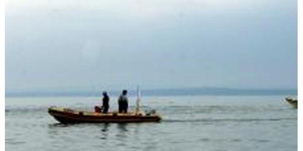 Tod nach Sprung in Neusiedler See
