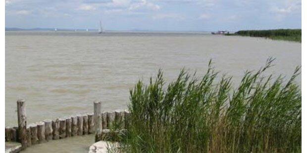 Frauenleiche im Neusiedler See entdeckt