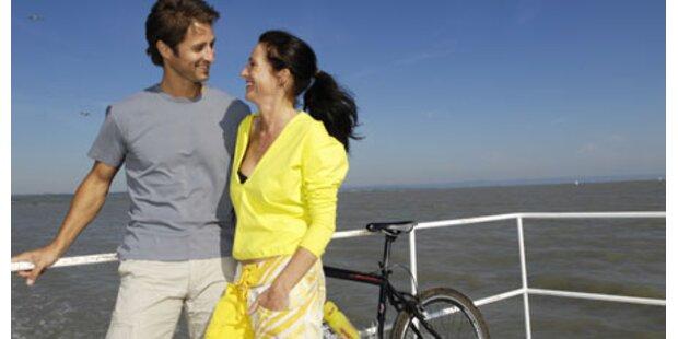 Neusiedler See ist Top-Destination