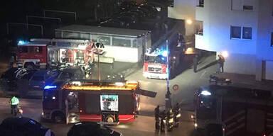 Höchste Alarmstufe bei Wohnungsbrand in Wiener Neustadt