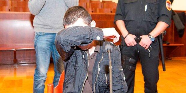 Drei Jahre Haft für Messerstecher