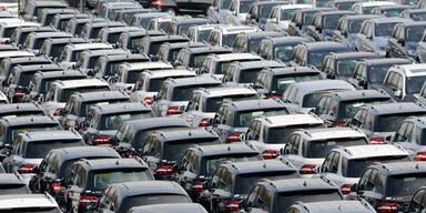 Automarkt in Europa zieht weiter an