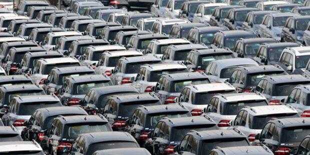 Autoverkäufe gingen im Mai zurück