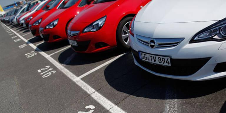 Wir geben 26.500 Euro für Neuwagen aus