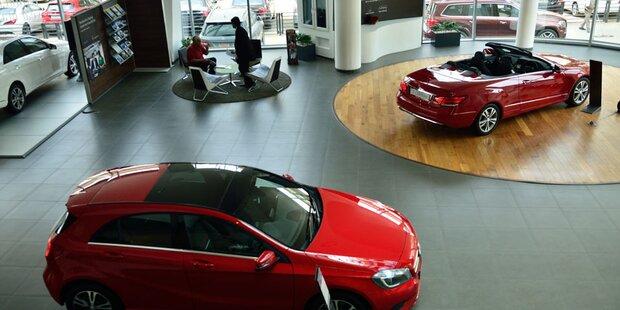 Neue Autos bald deutlich teurer
