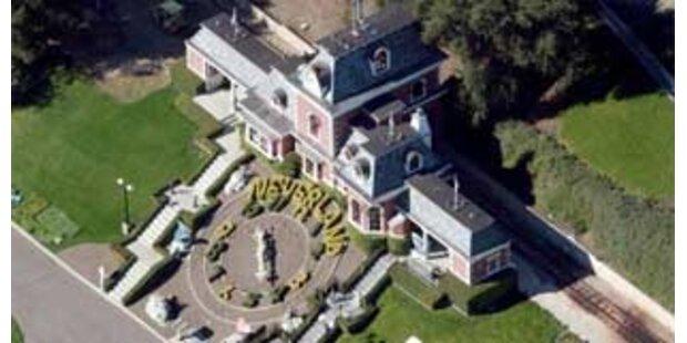 Jacksons Neverland-Ranch gerettet