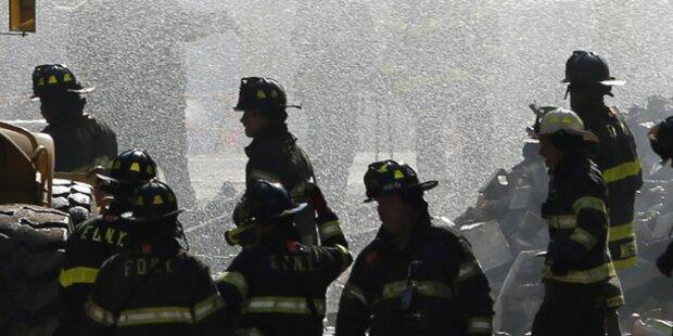 Totenzahl nach Gasexplosion steigt weiter