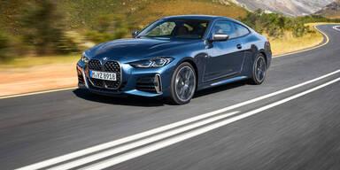 BMW rüstet 2er, 3er, 4er, 7er, M8 und X5/X6 auf