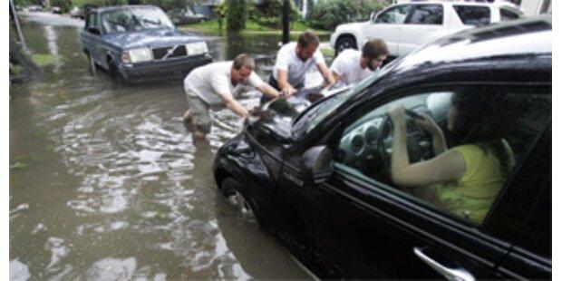 Hochwasseralarm in New Orleans