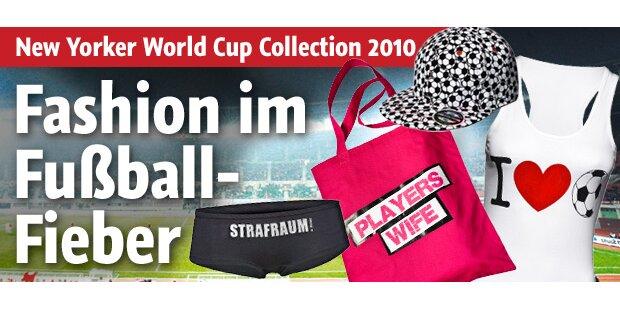 World Cup Collection - Stilsicher zur WM