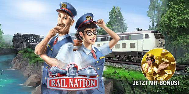 Freie Fahrt für Eisenbahnfreude