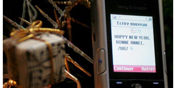 Weihnachtsgrüße per SMS und Email richtig schicken