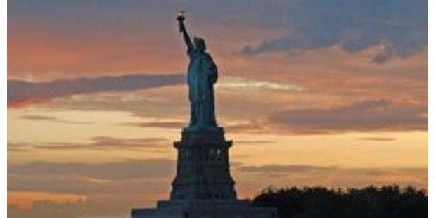 Steigender Meeresspiegel bedroht NY