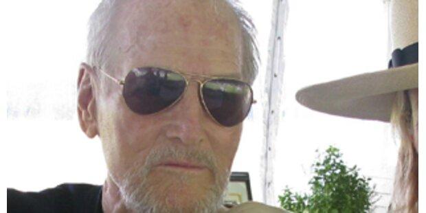 Paul Newman will zu Hause sterben